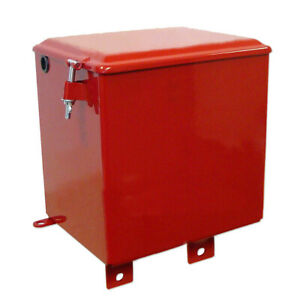 Battery Box Ih Farmall A Av B Bn