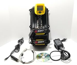 Scott Safety Eagle Attack Thermal Imaging Camera With Recorder