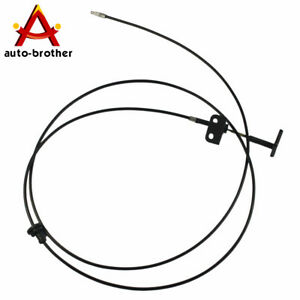 New Hood Release Cable With Handle 74130s01a01 For Honda Civic 1996 2000