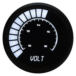 Intellitronix B9015w 2 1 16 Led Bargraph Voltmeter White