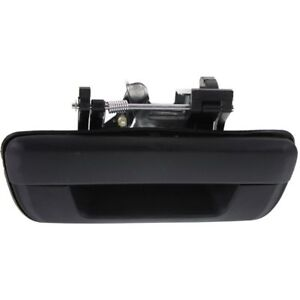 New Tailgate Handle Black Textured For 2004 2014 Chevrolet Colorado Gmc Canyon