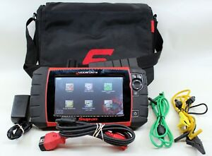 Snap On Modis Ultra Model Eems328 Obdii Auto Diagnostics Scanner Software 17 2