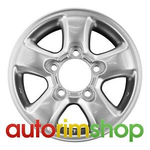 Toyota Land Cruiser 1998 1999 2000 2001 2002 16 Factory Oem Wheel Rim Hyper