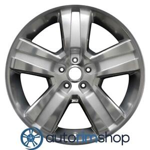 Dodge Jeep Liberty Nitro 2010 2012 20 Oem Wheel Rim