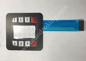 112583 Keypad For American Dryer Phase 7 4 2 Coin Dmc