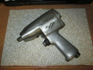 Snap On Im31 3 8 Drive Air Impact Wrench In Good Used Condition