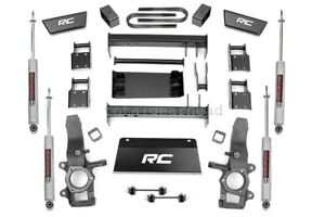 1997 2003 Ford F 150 4wd 4 Rough Country Suspension Lift Kit 477 20