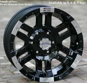 4 New 16 Wheels Rims For Ford F 350 2005 2006 2007 2008 2009 Super Duty 1103