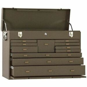 Kennedy 52611 11 Drawer Machinists Chest Dim 26 11 16 x 8 9 16 x 18