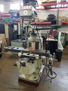 Acer Manual Milling Machine