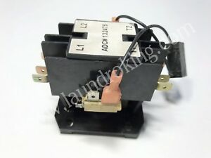 132475 Adc 24v 2 pole Contactor Replaced By 132498 used