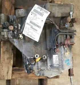 1997 Honda Civic Automatic Transmission Assembly 260 500 Miles 1 6 Sohc