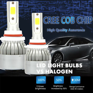 9006 Hb4 1400w 210000lm Car Led Conversion Headlight Kit 6000k Xenon White Bulbs