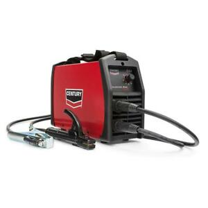 Lincoln Electric Arc 120 Stick Welder Single Phase 120 Volt Clamp Welds 90 Amp