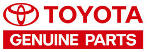 Toyota Oem Land Cruiser Rear Bumper Access Or Tow Hitch Cover Panel 5216960190j0