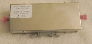 Jfw Industries 50p 1501 Programmable Attenuator Sma Solid State 3ghz