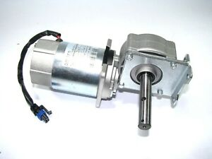 Tennant Oem 8300 Sweeper scrubber Replacement Gear Motor P n 1005523