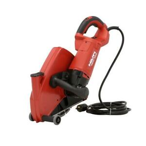 Hilti Dch 300 12 In Electric Diamond Saw Starter Package Concrete Cutting Tool