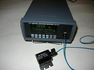 Newport 1835 c Optical Power Meter 818 is 1 Detector Cal Module