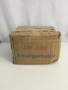 Dental Amalgamator Db 338 Controlled By A Microprocessor Ce Fda