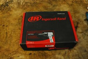 Ingersoll Rand Impactool 1 2 Drive Air Tool 231ha 2 Heavy Duty Impact Wrench