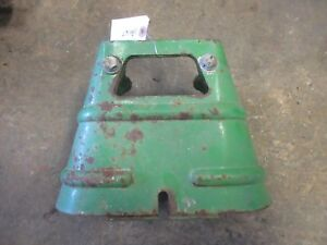 John Deere 520 530 620 630 720 730 Pto Casting Bracket Shield Nice Original