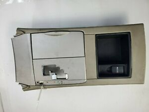 2007 2011 Toyota Camry Center Shifter Bezel Console Cuphold Gn62105520 Oem