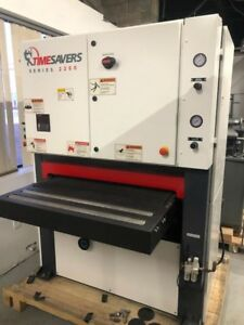 TIMESAVER BELT TYPE SANDER 2200 SERIES