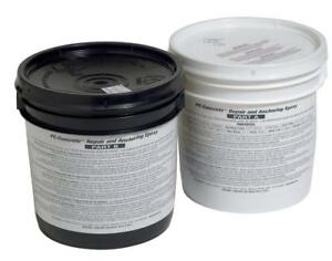 Pc concrete Two part Epoxy Adhesive Paste For Anchoring And Crack Repair 102 Oz