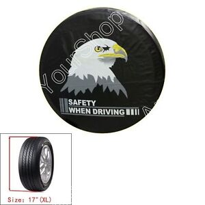 32 33 Spare Wheel Tire Cover Covers With Eagle Custom For All Suv Jeep Ue