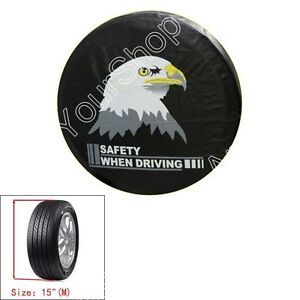 28 29 Spare Wheel Tire Cover Covers With Eagle Custom For All Suv Jeep Ue