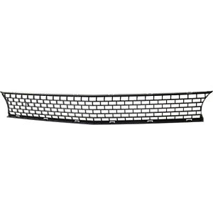 New Grille Grill For Dodge Challenger 2015 2017 Ch1200399 6pb51rxfaa