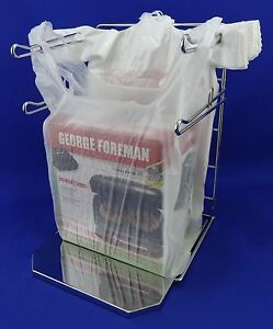 Thank You Gracias Carry out Plastic T shirt Bag Carry 11 5 X 6 X 22 Bags Only
