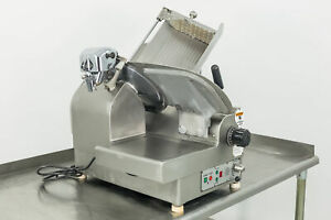 Used Globe 4975a 12 Automatic Meat Slicer