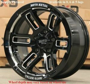 4 New 20 Wheels Rims For Chevrolet Suburban 1500 Tahoe Chevy 6932