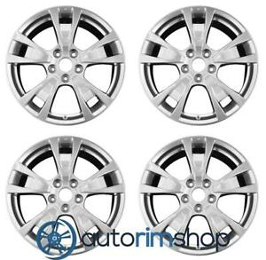 Acura Tl 2009 2014 19 Oem Wheels Rims Set