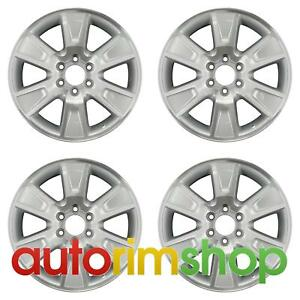 Ford F150 2009 2013 20 Factory Oem Wheels Rims Set