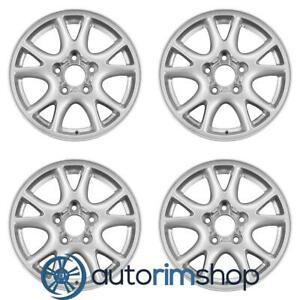 Chevrolet Camaro 2000 2002 16 Factory Oem Wheels Rims Set