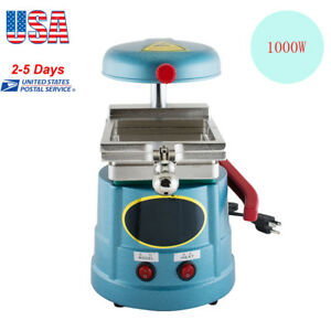 Vacuum Forming Molding Machine Former Dental Lab Equipment 1000w Adjustable New