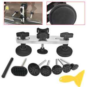 Us Paintless Dent Repair Dent Puller Bridge Auto Car Dent Removal Kits Pdr Tools