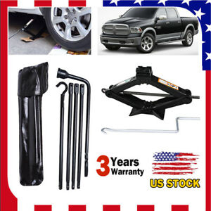 For 2002 2003 2004 2005 Dodge Ram 1500 Spare Tire Lug Wrench Tools