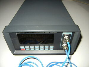Newport 2835 c Optical Power Meter Tested In Working Condition