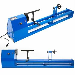 40 Inch 4 Speed 1 2 Hp 120v Wood Turning Lathe Machine 14 X 40 New