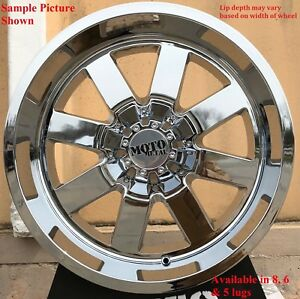4 New 20 Wheels Rims For Ford F 350 2015 2016 2017 2018 Super Duty 1112