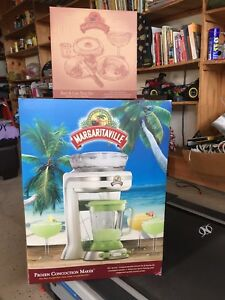 Frozen Drink Machine Margarita Frozen Concoction Slushy Shaved Ice Bar
