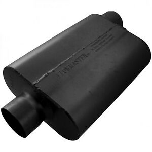 40 Series Delta Flow 3 In out Performance Muffler Flowmaster 943042 New
