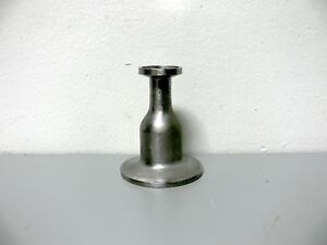 316l Stainless Steel 1 To 2 Od Tapered Sanitary Fitting Converter Adapter