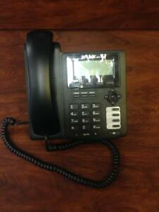 D link Dph 150s 2 line Sip Voip Ip Phone 2 port Switch Poe Black Home