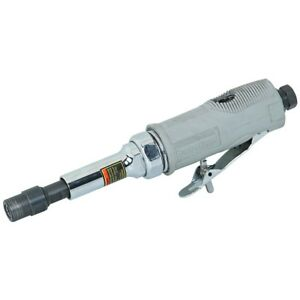 Central Pneumatic Professional 1 4 In Air Die Grinder With 3 In Extension
