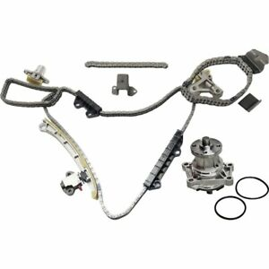 Timing Chain Kit For 2001 04 Chevy Tracker 2pc With Oil Pump